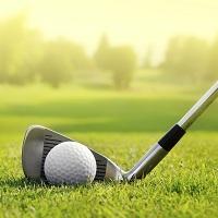 Couette et café et golf