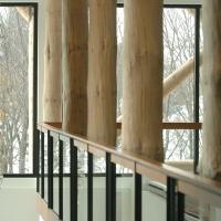 Lobby (escalier) - Vue d'en haut