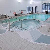 Nouvelle piscine intérieure