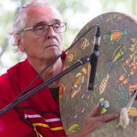 Spectacle Wendake Endi' - musicien
