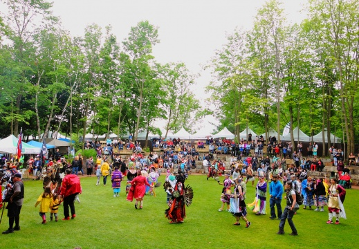 Pow Wow international de Wendake
